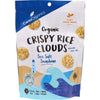 Ceres Organics Crispy Rice Clouds Sea Salt Sunshine 50g