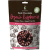 Dr Superfoods Dark Chocolate Organic Raspberries 125g - Happy Tummies