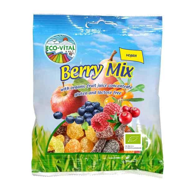Eco-Vital Berry Mix 100g - Happy Tummies
