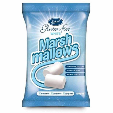 Eskal GF Marshmallow White 180g - Happy Tummies