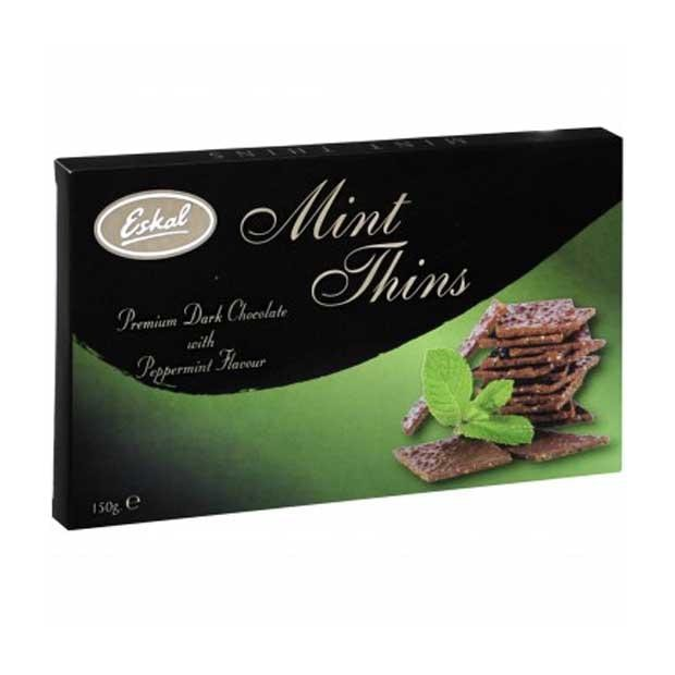 Eskal Mint Thins 150g - Happy Tummies