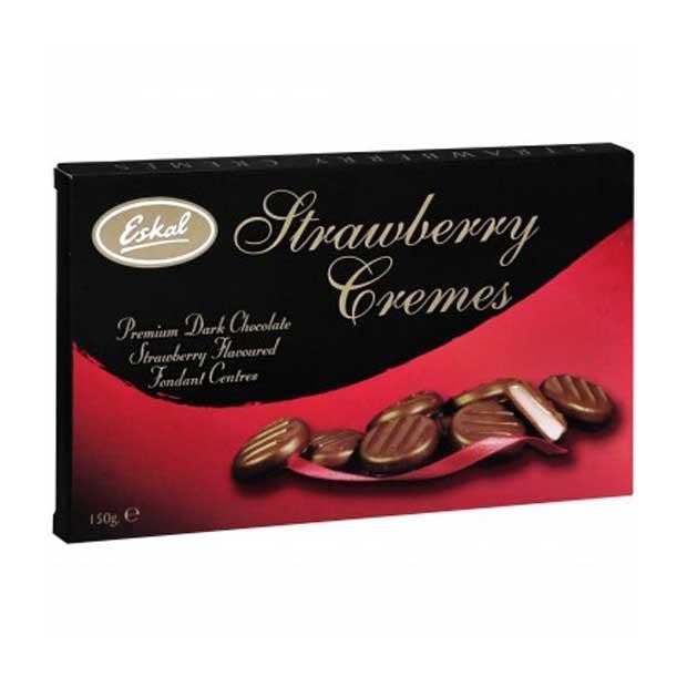 Eskal Cremes Strawberry 150g - Happy Tummies