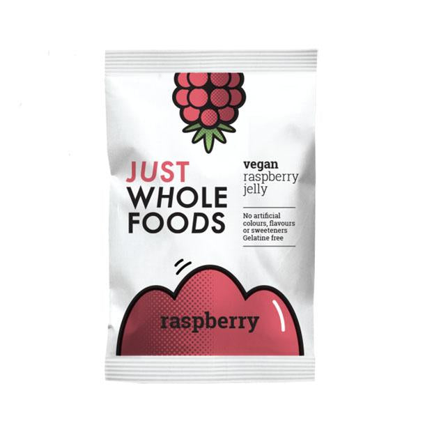 Just Wholefoods Raspberry Jelly 85g - Happy Tummies