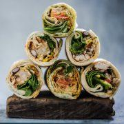 The Gluten Free Food Co Gluten Free Wrap Mix 350g