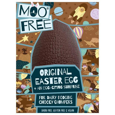 Moo Free Original Organic Egg 125g - Happy Tummies