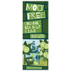Moo Free Premium Sea Salt & Lime Chocolate Bar 80g - Happy Tummies