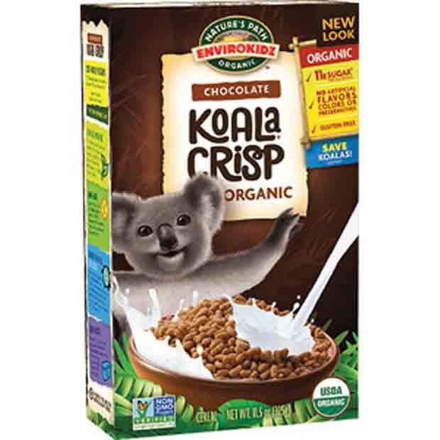 Natures Path Chocolate Koala Crisp 325g - Happy Tummies
