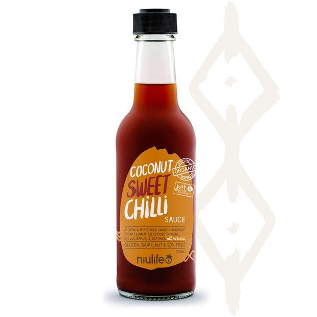 Niulife Coconut Sweet Chilli Sauce 250ml - Happy Tummies