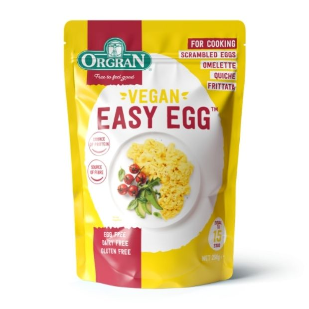 Orgran Vegan Easy Egg 250g - Happy Tummies