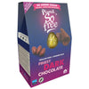Plamil So Free Dark Chocolate Easter Egg No Added Sugar 125g