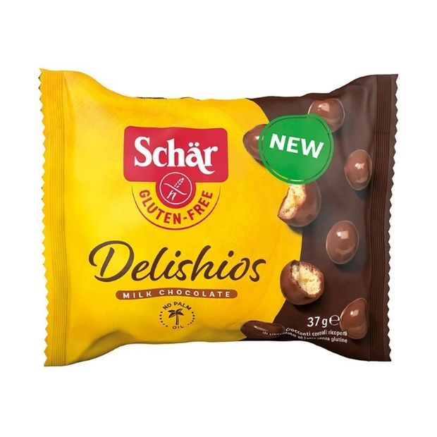 Schar Gluten Free Delishios 37g - Happy Tummies