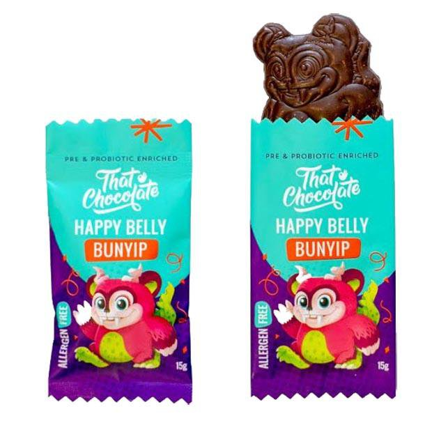 That Chocolate Happy Belly Bunyip 15g - Happy Tummies