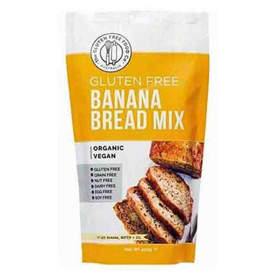 The Gluten Free Food Co Gluten Free Banana Bread Mix 400g