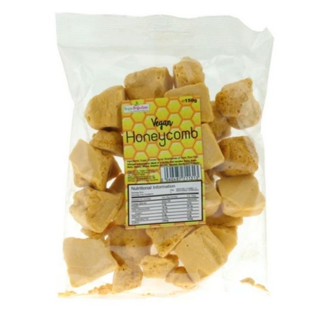 Vegan Perfection Vegan Honeycomb 150g - Happy Tummies