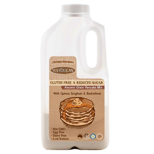 Yes You Can Ancient Grains Pancake Mix 280g - Happy Tummies