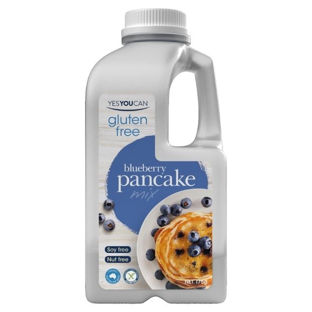 Yes You Can Blueberry Pancake Mix 300g - Happy Tummies