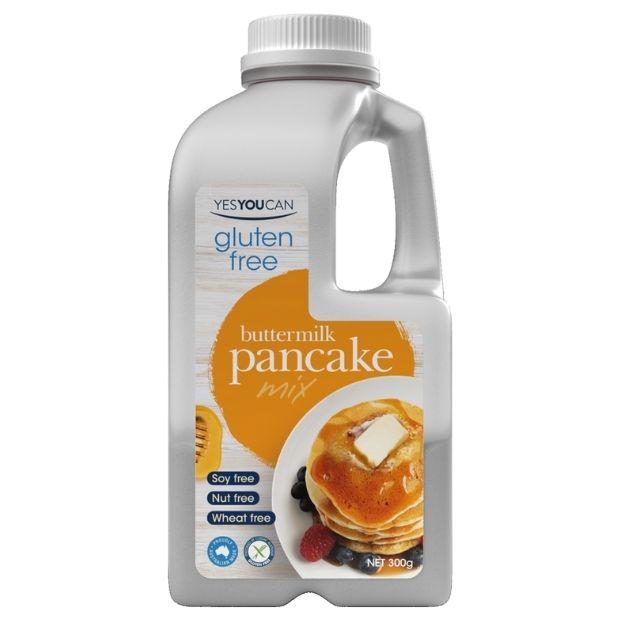 Yes You Can Buttermilk Pancake Mix 300g - Happy Tummies