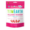 YumEarth Organic Licorice Strawberry 142g