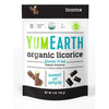Yum Earth Organic Licorice Black 142g - Happy Tummies