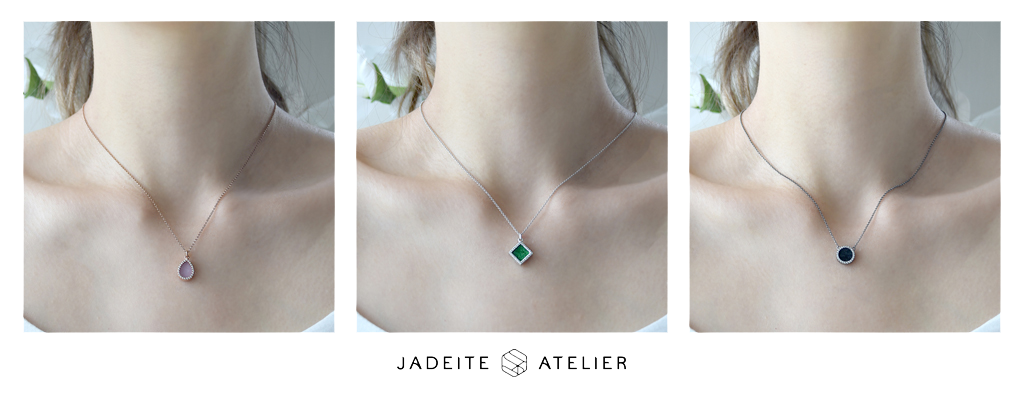 Jadeite Atelier : Jade Necklaces
