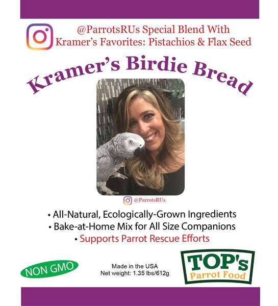 Kramer's Birdie Bread Mix (Free Shipping)