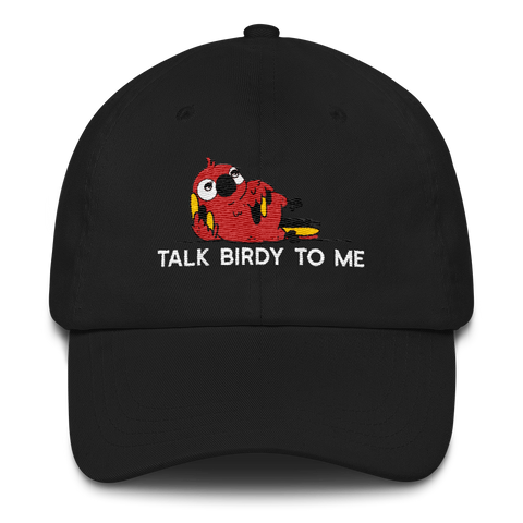 Talk Birdy To Me Hat