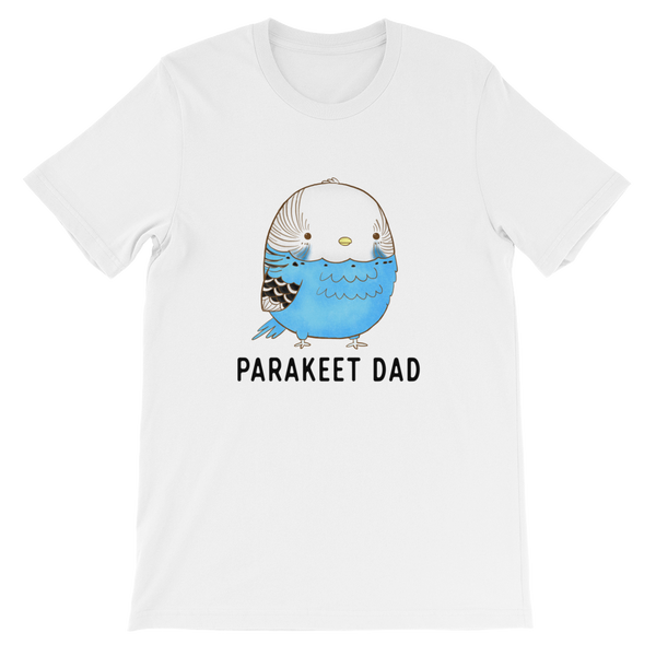 Parakeet Dad T-Shirt