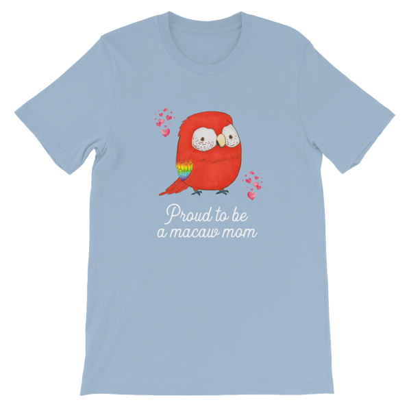 Macaw Mommy T-Shirt
