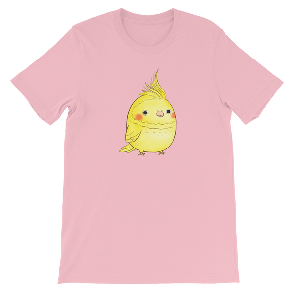 Yellow Cockatiel T-shirt
