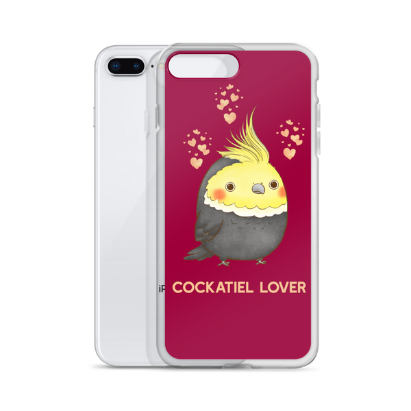 Cockatiel iPhone Case