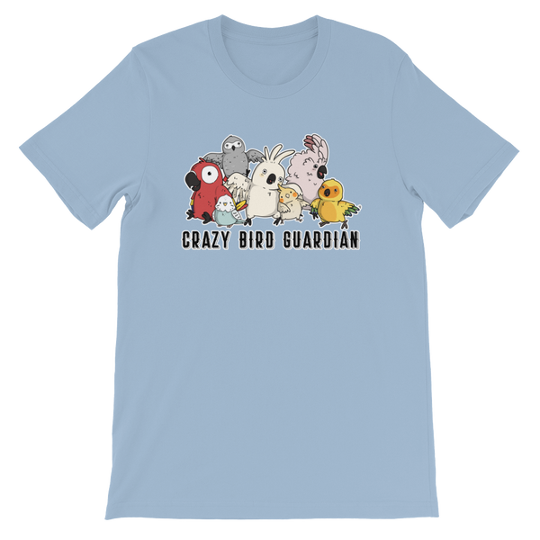 Crazy Bird Guardian T-Shirt