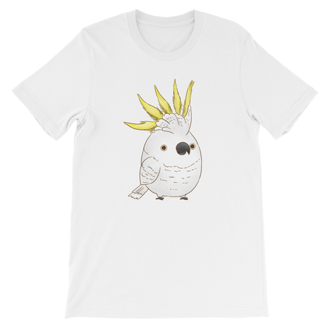 Yellow Crested Cockatoo T-Shirt