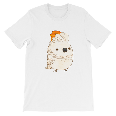 Moluccan Cockatoo T-shirt