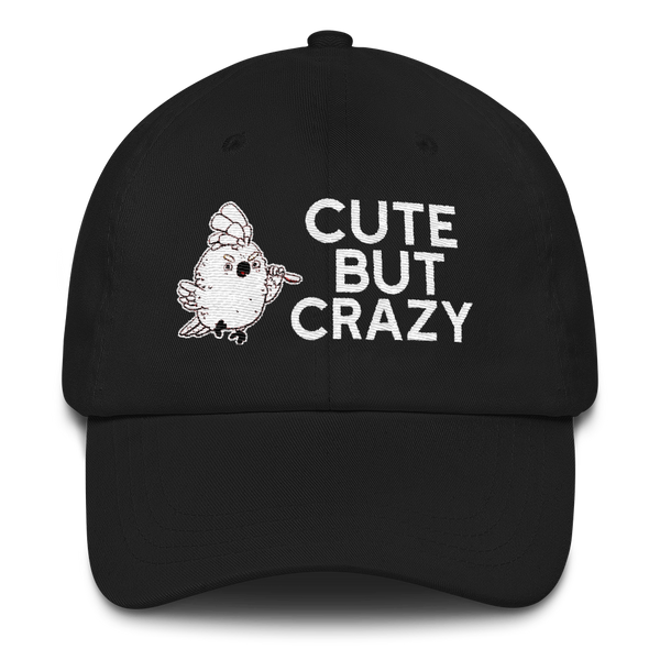 Cute But Crazy Hat