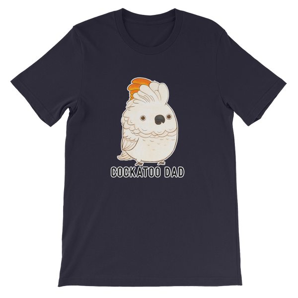 Cockatoo Dad T-shirt