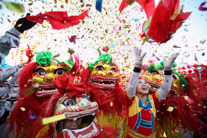 Chinese New Year Most Fun National Holiday