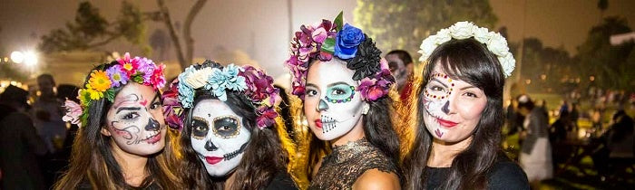 Dia de los Muertos Most Fun National Holiday