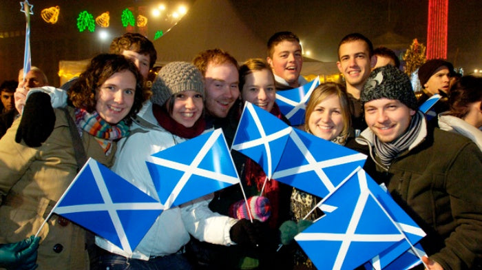 Nation Love Holiday Feast of St Andrews