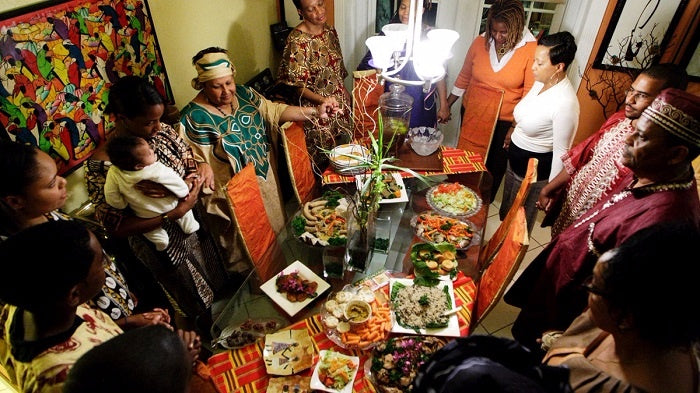 Most Fun National Holiday Kwanzaa Africa