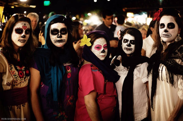 Nation Love Day of the Dead MExico