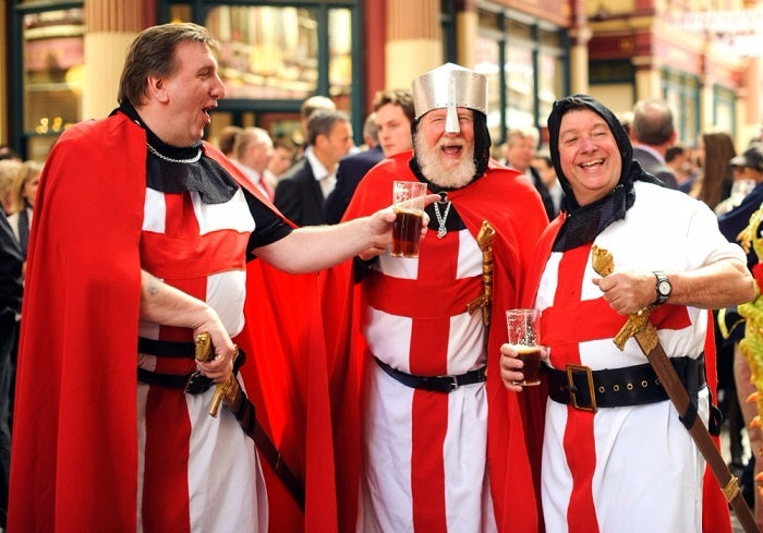 St George Day England Fun National Holiday