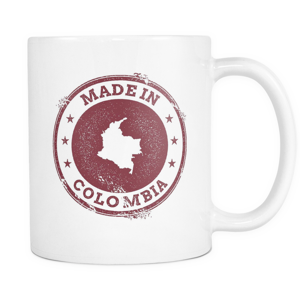 Made in Colombia 11oz Mug