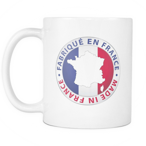 Made in France 11oz Mug - Nation Love