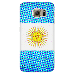 Argentinian Flag Protective Phone Case