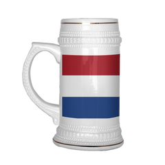Dutch Coat of Arms 22oz Beer Stein