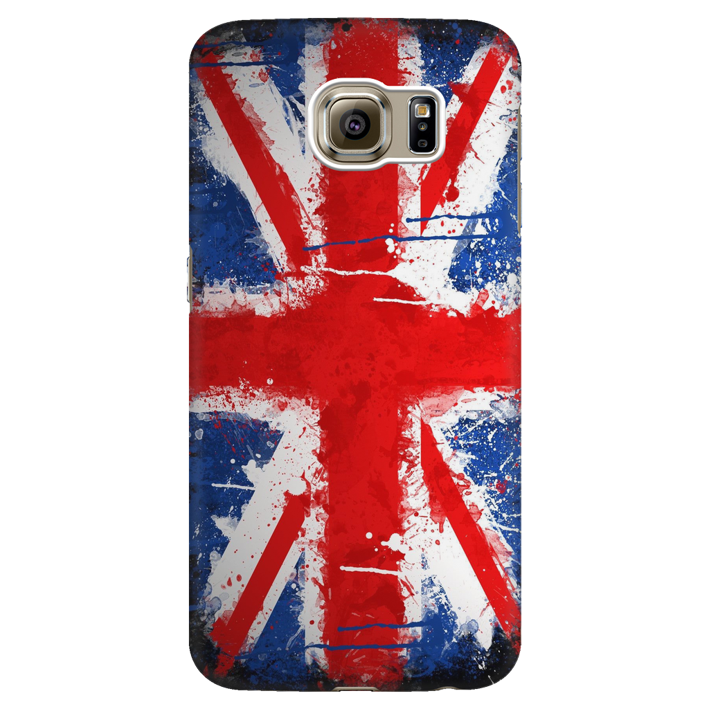 British Flag Protective Phone Case