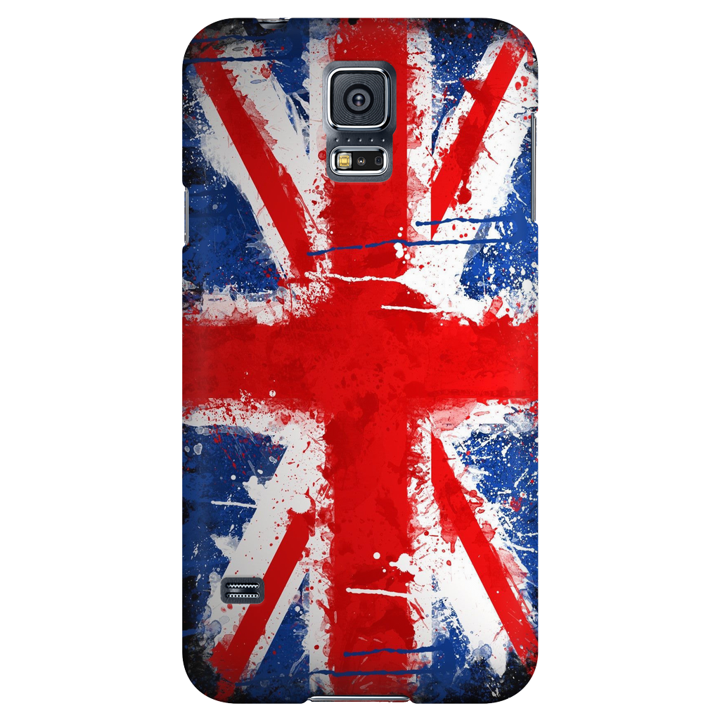 British Flag Protective Phone Case - Nation Love