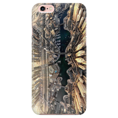Dubai Bird's Eye View Protective Phone Case