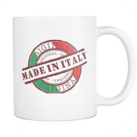 Made in Italy 11oz Mug