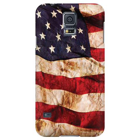 American Flag Protective Phone Case